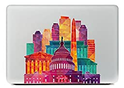 SueH Design Washington D.C. Symbolic Architectures for Macbook 13\
