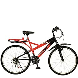 Kross K-30 24T Multi Speed Bicycle (Hot Red)
