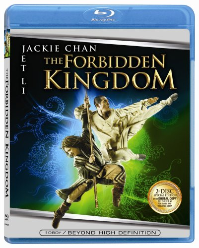 Cover art for  The Forbidden Kingdom (Two-Disc Special Edition) [Blu-ray]
