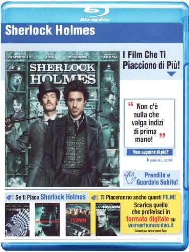 Sherlock Holmes [Blu-ray] [IT Import]