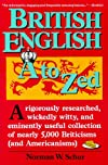 British English, A to Zed