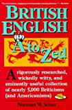 British English A to Zed (0062725017) by Norman W. Schur