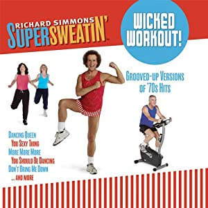 Richard Simmons- Wicked Workout