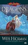 echange, troc Margaret Weis, Tracy Hickman - Dragonlance - La Guerre des âmes, tome 2 : Dragons d'une étoile perdue