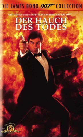 James Bond 007 - Der Hauch des Todes [VHS]