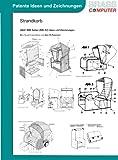 Strandkorb, Strandkörbe selber bauen, ca. 800 Seiten (DIN A4) Ideen und Zeichnungen