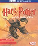 Harry Potter and the Goblet of Fire (Book 4 - Part 2 - 7 Audio Cassette set) J.K. Rowling