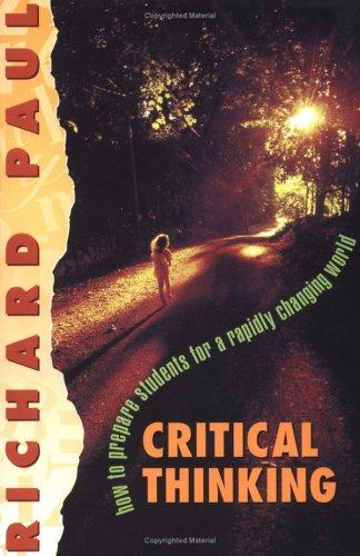Richard Paul Y Linda Elder Critical Thinking