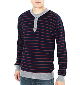 Wesley Striped Sweater