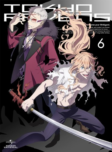 東京レイヴンズ 第6巻 (初回限定版) [Blu-ray]