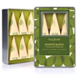 Tea Forte Medium Tin Sampler Collection - Essential Greens