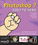 img - for Photoshop 7 Zero to Hero book / textbook / text book