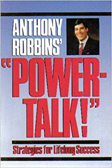 Anthony robbins power talk achieving your ultimate goal online