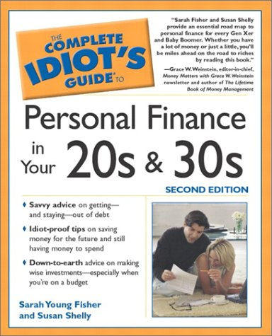 The Complete Idiot's Guide To Personal Finance in Your 20s and 3