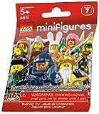LEGO 8831 Minifigures Series 7 (One Random Pack)