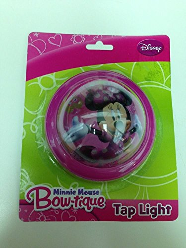 Minnie Mouse Tap Light/Night Light - 1