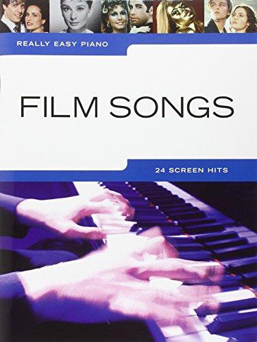Film songs: 24 screen hits (Really easy piano)