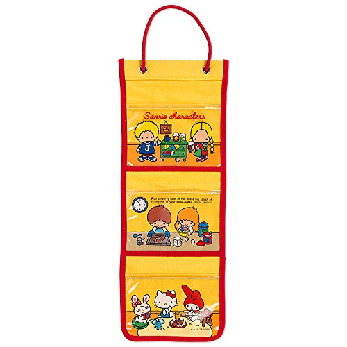 Sanrio Sanrio Characters Wall pocket '70s room From Japan New (70s Dress Up Ideas)