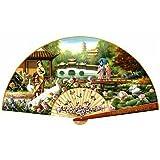 Japanese Garden a 1000-Piece Jigsaw Puzzle by Sunsout Inc.
