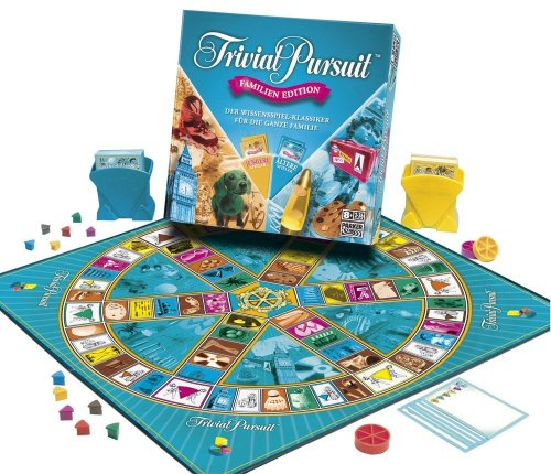 Parker 73013100 - Trivial Pursuit