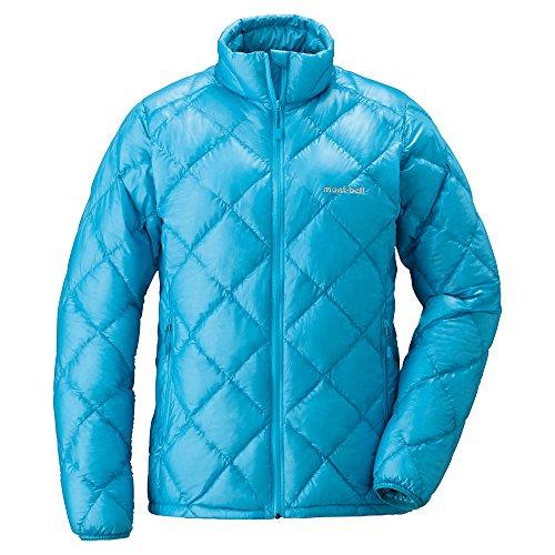 (モンベル)mont-bell スペリオ ダウンジャケット Women's 1101467 TQ ターコイズ XL