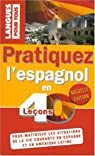 PRATIQUEZ L'ESPAGNOL EN 40 LECONS (ancienne édition) par Marron