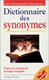echange, troc Georges Younès - Dictionnaire Marabout des synonymes
