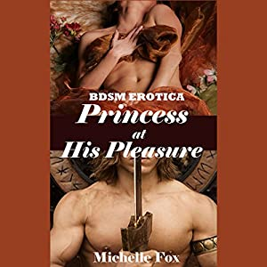 Princess at His Pleasure Audiobook