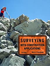 Surveying with Construction Applications by Barry Kavanagh