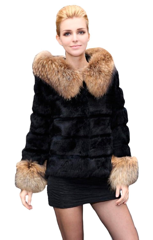 Queenshiny Damen Jacke schwarz bestellen