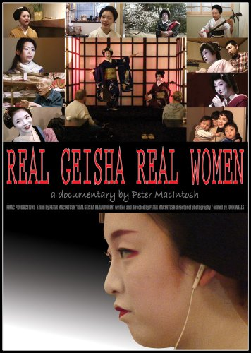 Real Geisha Real Women