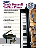 img - for Alfred's Teach Yourself to Play Piano: Everything You Need to Know to Start Playing Now!, Book, DVD & Online Audio, Video & Software (Teach Yourself Series) book / textbook / text book