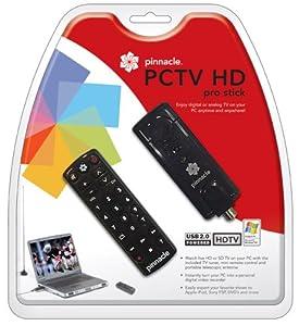 PCTV HD Pro Stick USB2 HDTV Tuner for Free HD