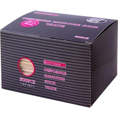 ビューティーネイラー ディズポーザブルマニキュアスティックDMSー2 500pcs