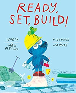 Book Cover: Ready, Set, Build!