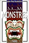 B.A.-BA des monstres par Ronecker