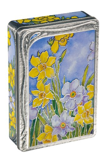 Churchill's Daffodil's Tin Chocolate Chunk and Hazelnut Biscuits 300 g