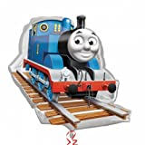 Thomas The Tank Supershape XL Large Happy Birthday Helium Balloon