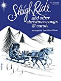David Carr Glover Sleigh Ride and Other Christmas Songs & Carols (David Carr Glover Piano Library)