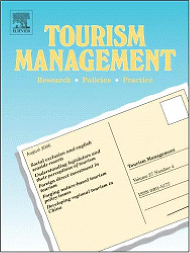 An investigation into customer satisfaction levels in the budget accommodation sector in Scotland: a case study of backpacker tourists and the Scottish ... [An article from: Tourism Management]