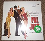 "FRANK SINATRA Pal Joey Soundtrack PROMO LP Album 12"" Vinyl Record FACTORY SEALED Drill Hole"