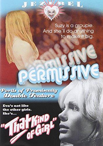 DVD : Jezebel Double Feature: Permissive & That Kind Of