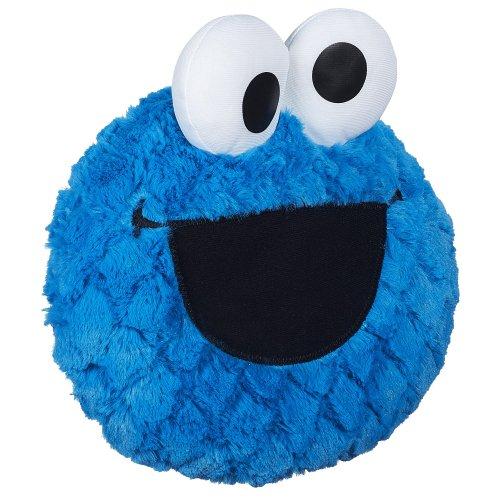 Playskool Sesame Street Giggle Faces Cookie Monster - 1