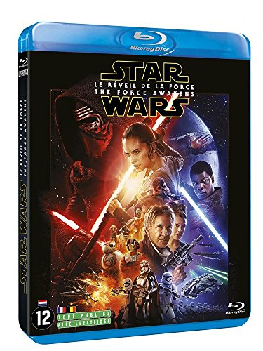 2-BLU-RAY SPEELFILM - STAR WARS EPISODE 7: THE FORCE AWAKENS
