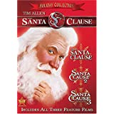 Santa Clause 3-Pack