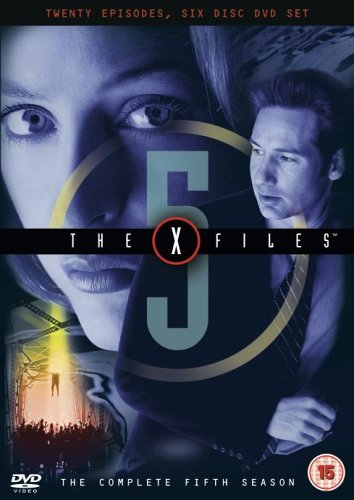 The X Files: Season 5 [DVD] [1994]