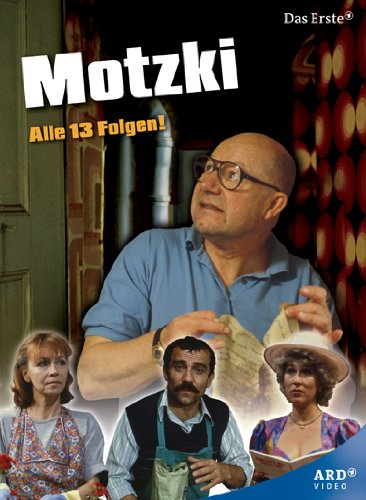 Motzki - Die komplette Serie [2 DVDs]