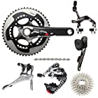 2014 SRAM 22 RED 11 SPEED CARBON GROUPSET GROUP CERAMIC BB30.