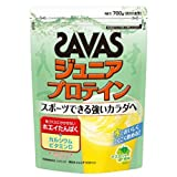 SAVAS ザバス ホエイプロテイン ジュニア プロテイン 700g(約50食分) CT1028 マスカット風味