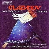Ballade F Major / Symphony 3 D Major